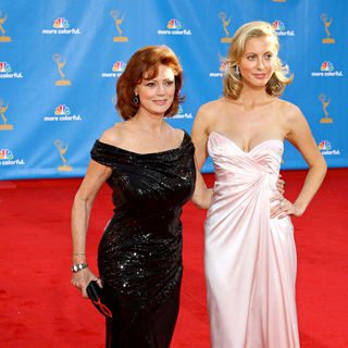 Susan Sarandon, Eva Amurri in The 62nd Annual Primetime Emmy Awards