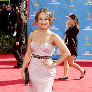Cheryl Burke in The 62nd Annual Primetime Emmy Awards