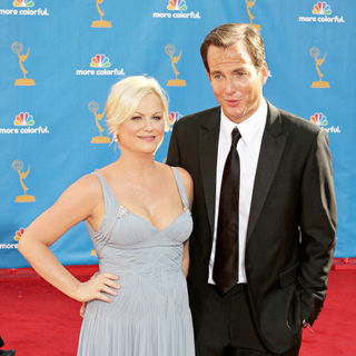 Amy Poehler, Will Arnett in The 62nd Annual Primetime Emmy Awards