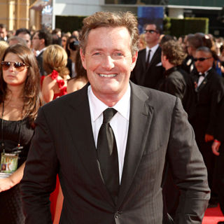 Piers Morgan in The 62nd Annual Primetime Emmy Awards