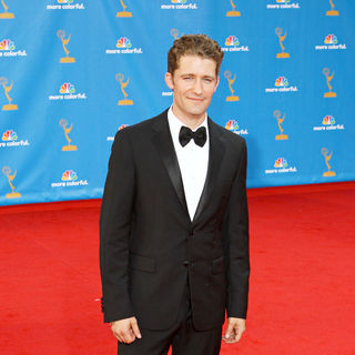 Matthew Morrison in The 62nd Annual Primetime Emmy Awards