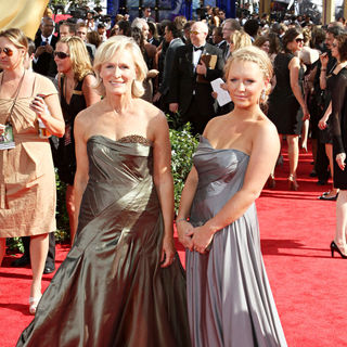 Glenn Close, Annie Starke in The 62nd Annual Primetime Emmy Awards