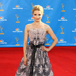 Dianna Agron in The 62nd Annual Primetime Emmy Awards