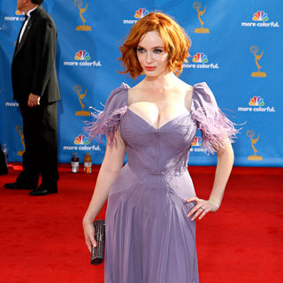 Christina Hendricks in The 62nd Annual Primetime Emmy Awards