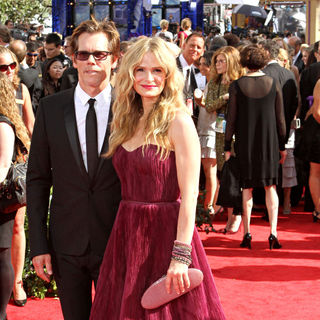 Kevin Bacon, Kyra Sedgwick in The 62nd Annual Primetime Emmy Awards