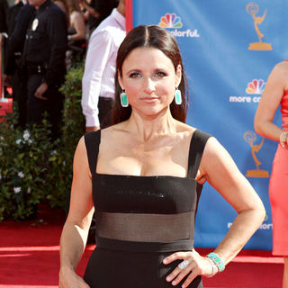 Julia Louis-Dreyfus in The 62nd Annual Primetime Emmy Awards