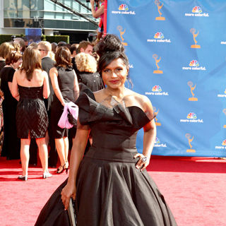Mindy Kaling in The 62nd Annual Primetime Emmy Awards