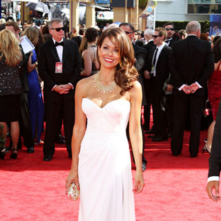 Brooke Burke in The 62nd Annual Primetime Emmy Awards