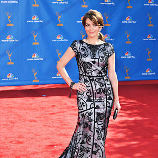 Tina Fey in The 62nd Annual Primetime Emmy Awards