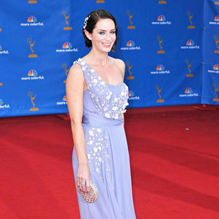 Emily Blunt in The 62nd Annual Primetime Emmy Awards
