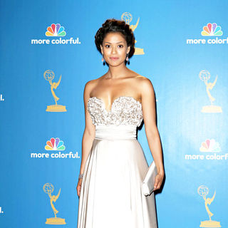 Gugu Mbatha-Raw in The 62nd Annual Primetime Emmy Awards - Press Room
