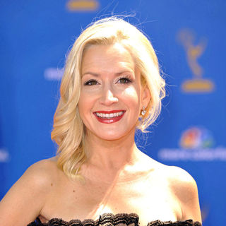 Angela Kinsey in The 62nd Annual Primetime Emmy Awards