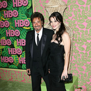 Al Pacino, Lucila Sola in HBO's 62nd Annual Primetime Emmy Awards After Party - Arrivals