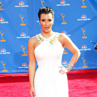 Kim Kardashian in The 62nd Annual Primetime Emmy Awards