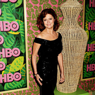 Susan Sarandon in HBO's 62nd Annual Primetime Emmy Awards After Party - Arrivals
