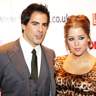 Eli Roth, Peaches Geldof in Premiere of 'The Last Exorcism' During Frightfest