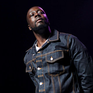 Wyclef Jean in Hot 97's Presents The On Da Reggae Tip 2010 Concert