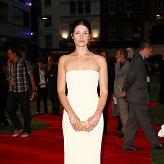 Gemma Arterton in 'Tamara Drewe' UK Film Premiere