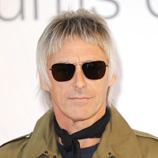 Paul Weller in The 2010 Barclaycard Mercury Music Prize