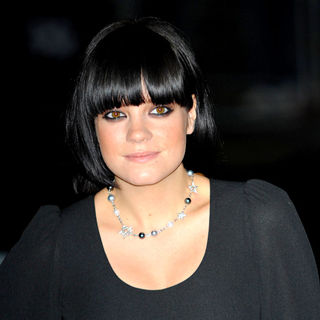 Lily Allen - GQ Man of The Year Awards - Arrivals
