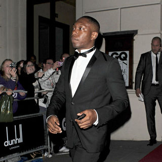 Dizzee Rascal Leaving The GQ Man of The Year Awards