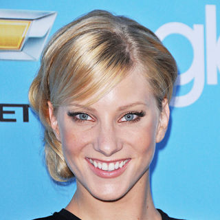 Heather Morris in The 'Glee: Season 2' Premiere and DVD Release Party - wenn2991340