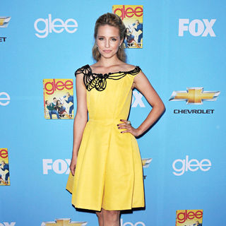 Dianna Agron in The 'Glee: Season 2' Premiere and DVD Release Party