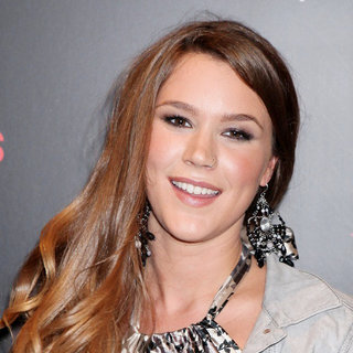 Joss Stone in Fashion's Night Out at Macy's Herald Square