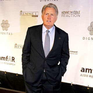 Martin Sheen in The 35th Toronto International Film Festival - amfAR Cinema Against AIDS - Gala