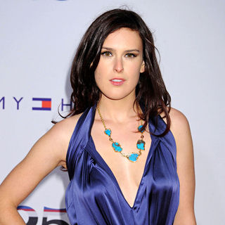 Rumer Willis in Tommy Hilfiger 25th Anniversary Celebration