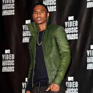 Trey Songz in The 2010 MTV Video Music Awards (MTV VMAs) - Press Room - wenn3000999