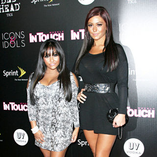 Snooki, JWoww in In Touch Weekly's Icons & Idols Annual Celebration