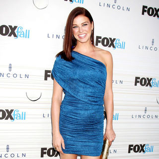 Adrianne Palicki in FOX's 2010 Fall Eco-Casino Party
