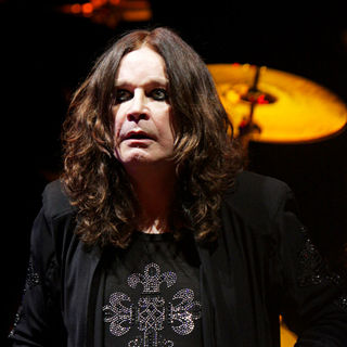 Ozzy Osbourne in Ozzy Osbourne Performing in Concert