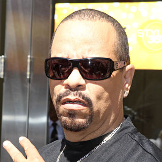 Ice-T in Mercedes-Benz IMG New York Fashion Week Spring/Summer 2011 - wenn3003513