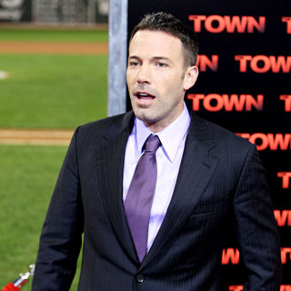 Ben Affleck in Premiere of 'The Town'