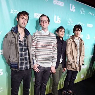 Vampire Weekend in Us Weekly Names The 25 Most Stylish New Yorkers of 2010 al Lavo - Arrivals