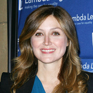 Sasha Alexander in Lambda Legal's 18th Annual West Coast Liberty Awards