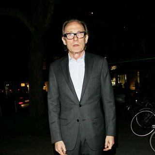 Bill Nighy in Launch Party of 'Your Moment Is Waiting' - Outside