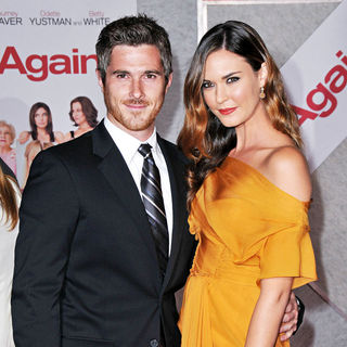 "Dave Annable, Odette Yustman in Los Angeles Premiere of ""You Again"""