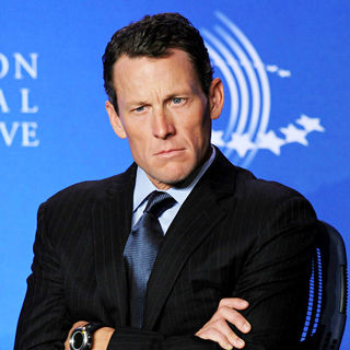 Lance Armstrong - The Clinton Global Initiative - Day 2
