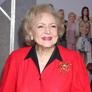 "Betty White in Los Angeles Premiere of ""You Again"""