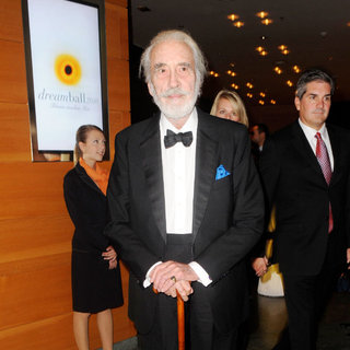 Christopher Lee in Dreamball Gala