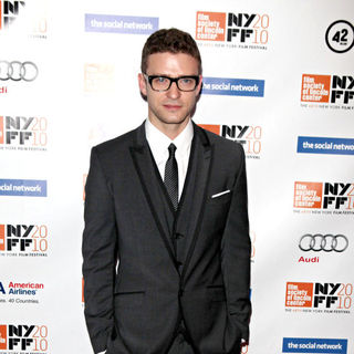Justin Timberlake - The 48th New York Film Festival - 'The Social Network' Premiere - Arrivals