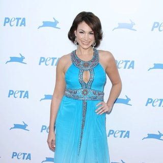 Patricia De Leon in The PETA's 30th Anniversary Gala And Humanitarian Awards