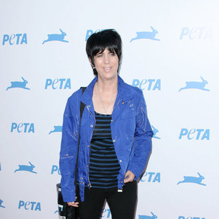 Diane Warren in The PETA's 30th Anniversary Gala And Humanitarian Awards