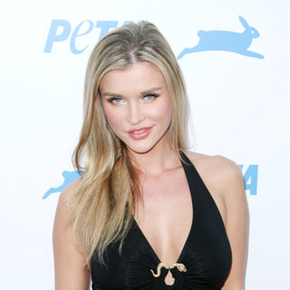 Joanna Krupa in The PETA's 30th Anniversary Gala And Humanitarian Awards