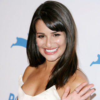 Lea Michele in The PETA's 30th Anniversary Gala And Humanitarian Awards
