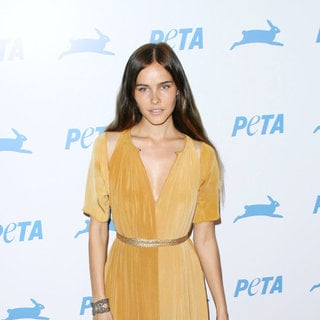 Isabel Lucas in The PETA's 30th Anniversary Gala And Humanitarian Awards