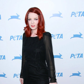 Shirley Manson in The PETA's 30th Anniversary Gala And Humanitarian Awards